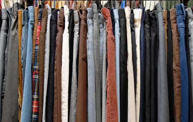 How To Buy Men's Pants