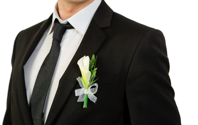 Among our most popular tuxedo accessories are cummerbunds, formal neckties, hats, pocket squares, and suspenders. They are all available in many different colors, which is a great way to accessorize your tuxedo outfit. If you have to dress according to a specific color theme, finding accessories is easy.
