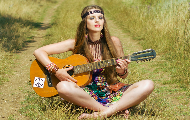 1960   s Hippie FashionReal Hippies Clothes