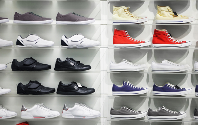 Types Of Sneakers